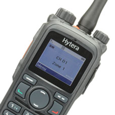 Hytera PD785G DMR Advanced Digital Business Radio c/w GPS