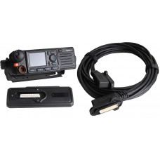 Hytera RCC04 Remote Mount Kit and Control Head (3m lead)