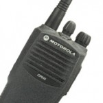 Motorola CP040 Entry-level Business Radio