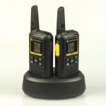 Motorola XTB446 PMR446 radio Twin-Pack