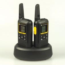 Motorola XTB446 PMR446 radio Twin-Pack