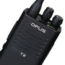 Opus T2-PRO Compact Business Radio - SIX PACK